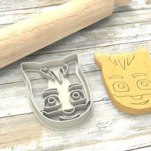 PJ MASKS GATTOBOY Formina taglierina per biscotti | PJ MASKS GATTOBOY Cookie Cutter