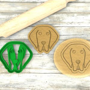 Bracco Italiano cookie cutter