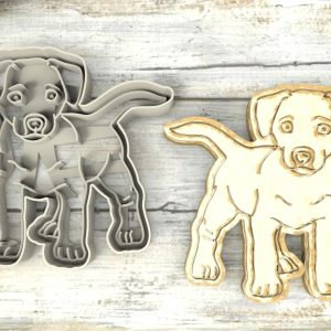 Jack Russell cookie cutter