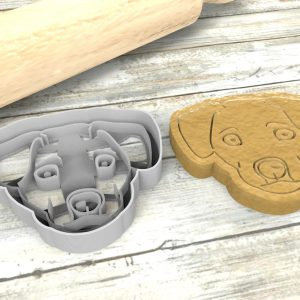Jack Russell muso cookie cutter