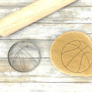 Pallone Basket Cookie Cutter Stampi per biscotti