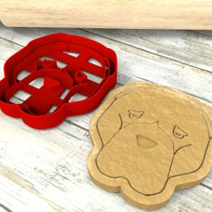 Alabai Cookie cutter