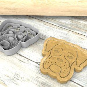 Boxer formina per biscotti