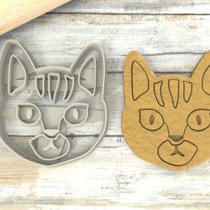 Stampini biscotti gatto