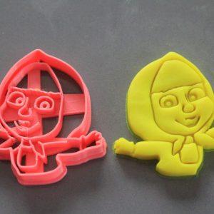 Stampini biscotti Masha e Orso