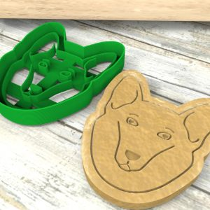 Welsh Corgi – Cane della Regina taglierine per biscotti