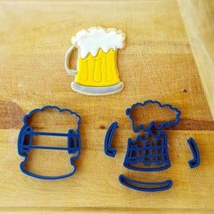 Tagliapasta Boccale di birra set 6 pz.