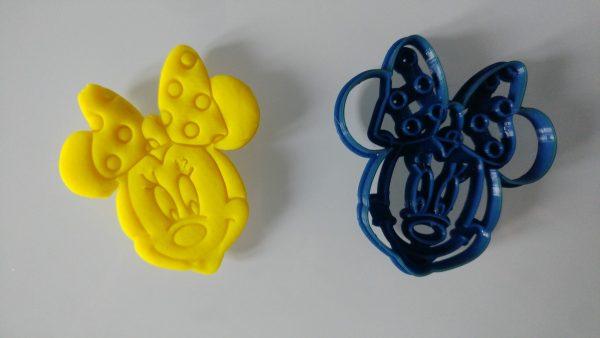 Stampino per biscotti Topolina Minnie Walt Disney