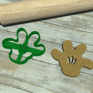 Mickey Mouse Hand – Topolino mano aperta