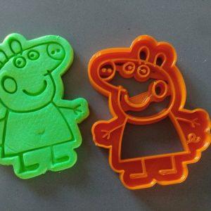 Peppa Pig formina per biscotti