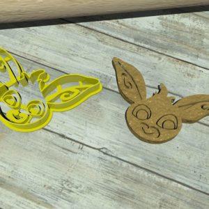 Biscotti cartoni animati Bing