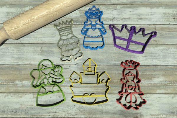 Formine per biscotti fantasy