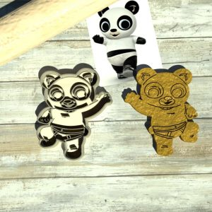 Pando Bing formina biscotti