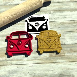 VW Bus T1 cookie cutter
