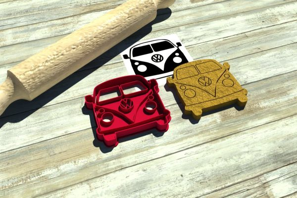 bus t1 cookie cutters