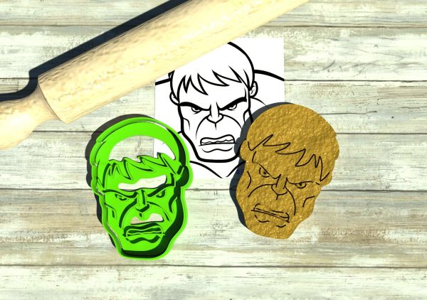 Hulk formina Avengers