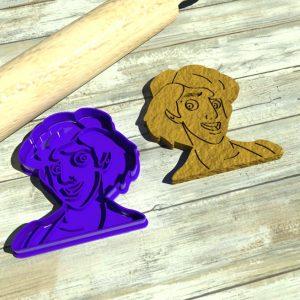 Aladino formine per biscotti