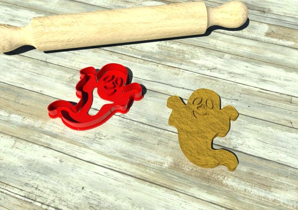 Ghost cookie cutters