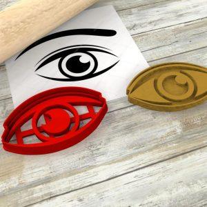Occhio tagliabiscotti formina