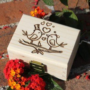 Carillon portagioie Romeo & Juliet