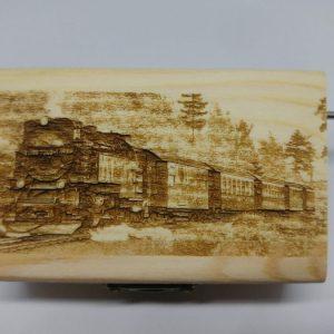 Carillon Trono di Spade Treno