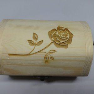 Carillon Rosa Romeo e Giulietta