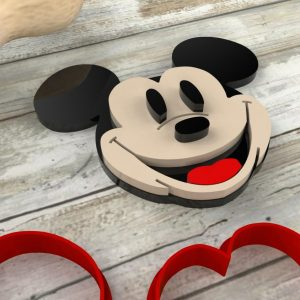 Topolino Mickey Mouse formine