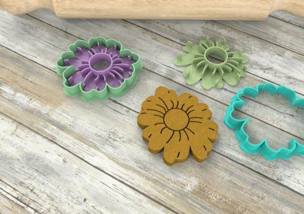 stampi tagliapasta cutters cutter formine fiori