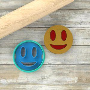 Biscotti ripieni faccina smile