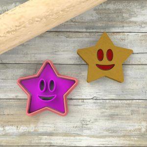 Biscotti ripieni marmellata stella