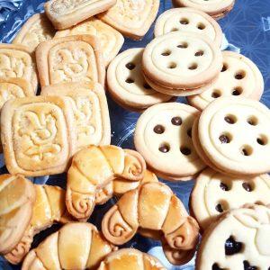 Baiocchi formine per biscotti