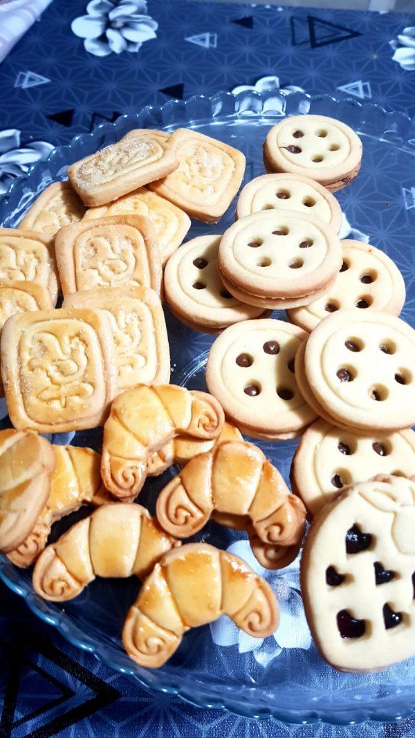 Formine biscotti mulino bianco spicchi di sole galletti
