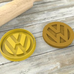 Volkswagen stemma formina biscotti