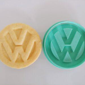Set formine Volkswagen occhio di bue