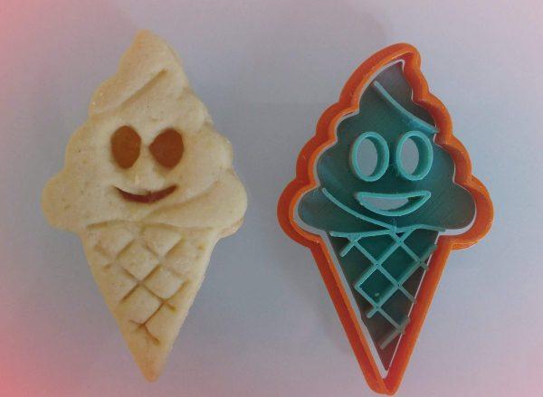 Gelato formine biscotti