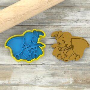 Dumbo formina biscotti Elefante