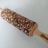 Mattarelli legno decorativi fiori