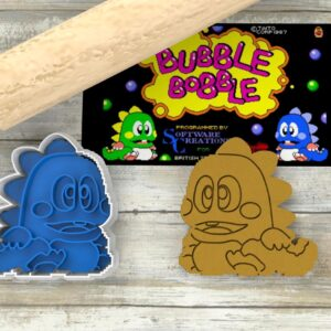 Bubble Bobble cutter formina