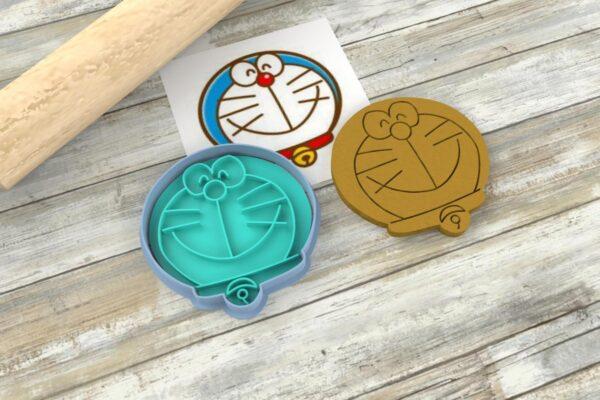 Stampini Cartoni animati Doraemon