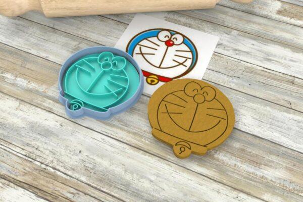 Stampini dei cartoni animati Doremon
