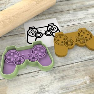 Pad Gamepad formina biscotti