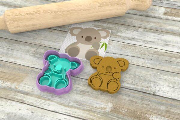 Stampibiscotti formine biscotti Koala