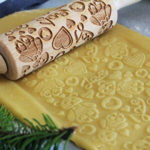 Mattarello San Valentino biscotti pastafrolla