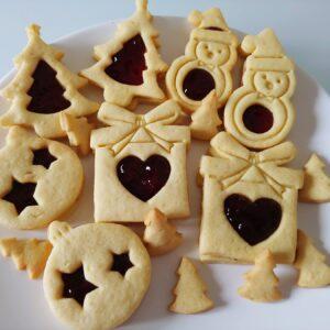 Formine Albero Natale Occhio di Bue