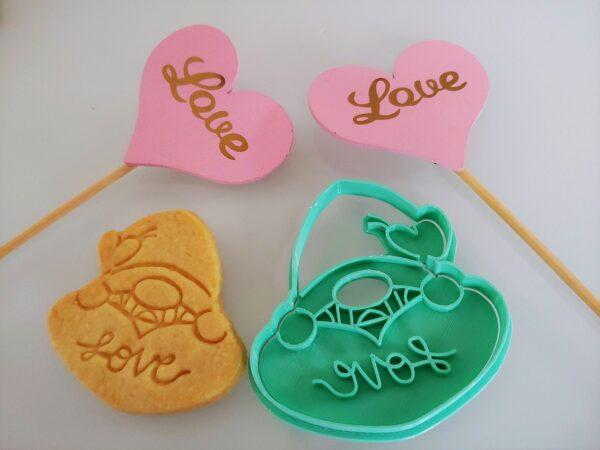 Gnomo di San Valentino love