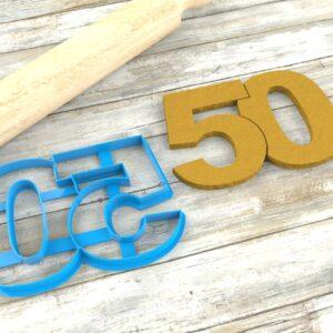 Formine biscotti 50 anni