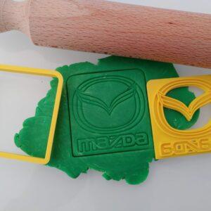 Logo Mazda Formina biscotti
