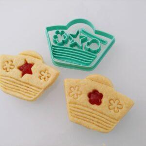 Borsa mare formina biscotti