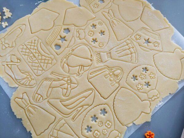 Stampino per biscotti borsa Prada