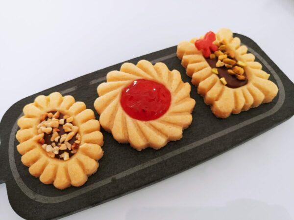 tagliapasta per biscotti pastafrolla mignon